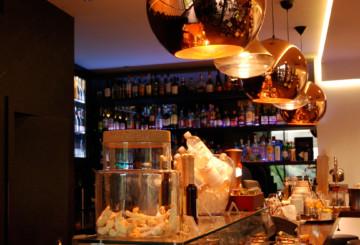 Breakfast at Corner Bar
