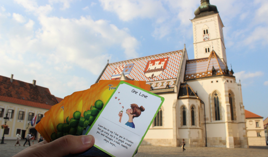 Adventure with Town Tales Zagreb