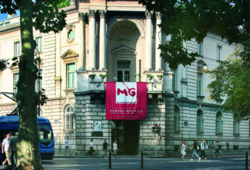 During hot summer days visit Modern Gallery in Zagreb