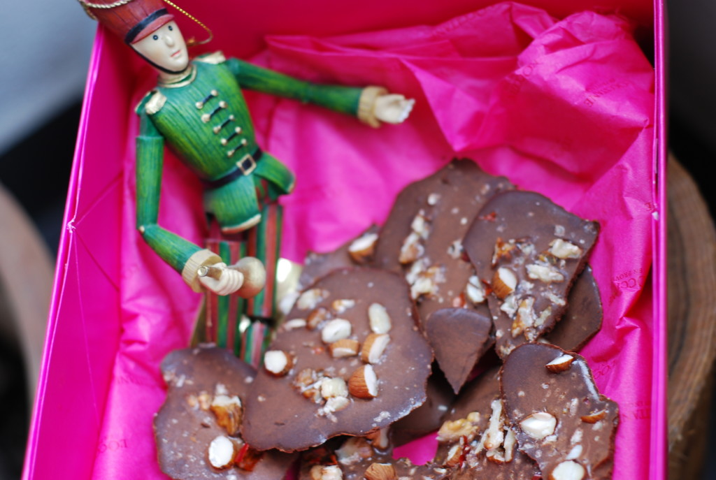 Čokolada s lješnjacima