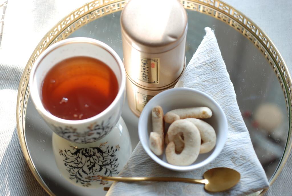 Topla šalica čaja