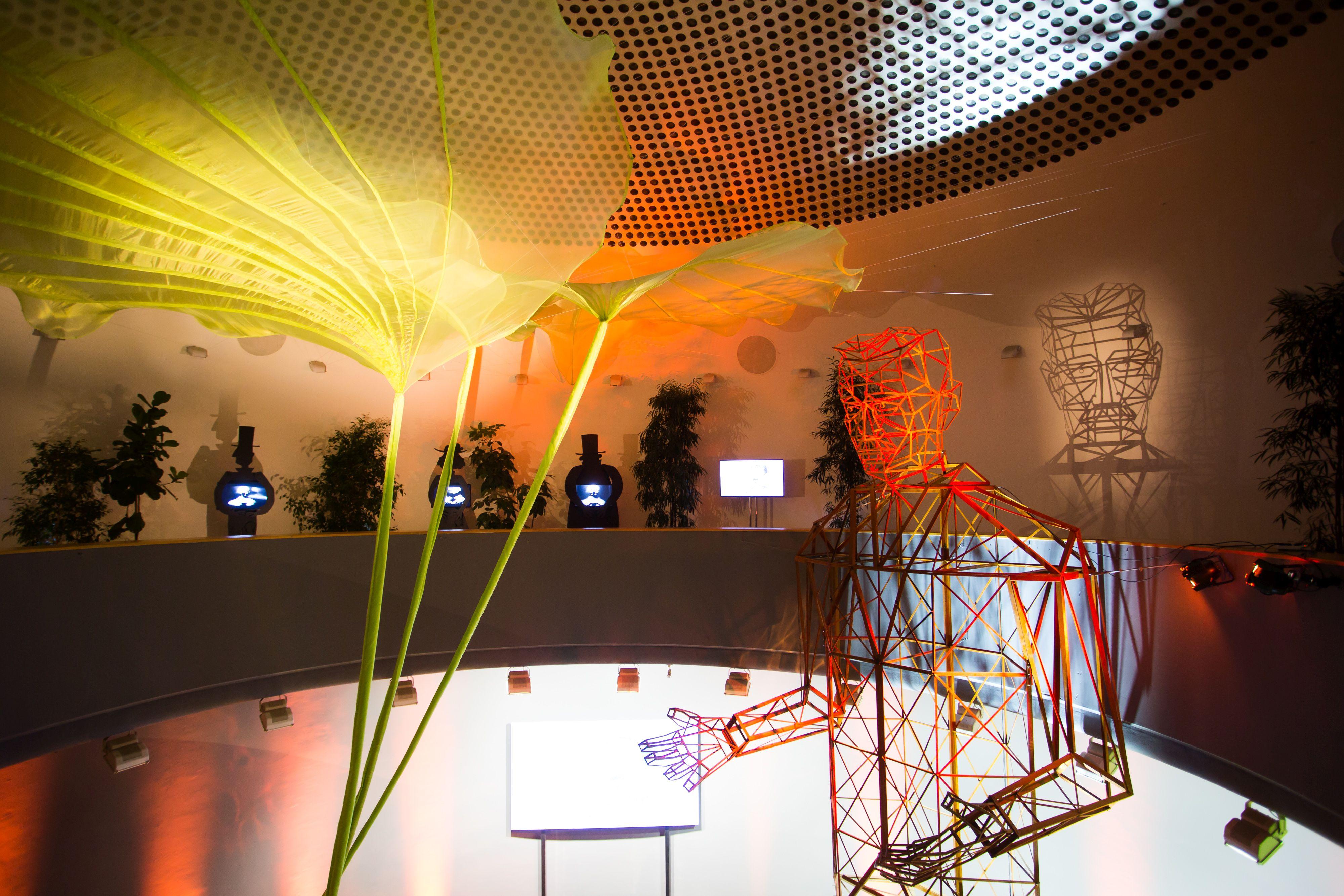 Multimedia ExhibitionNikola Tesla - Mind from the Future