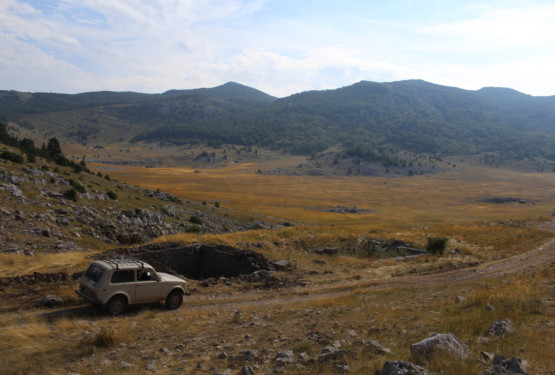 "Dalmatian Zagora – What's hidden ""behind the hills"""