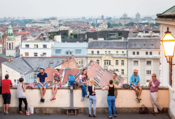 Zagreb's Layout – A Journey Through a Layered Cake of Neighbourhoods