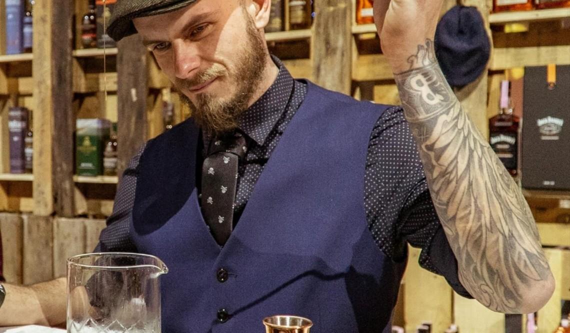 The Art of Bartending with Filip Lipnik