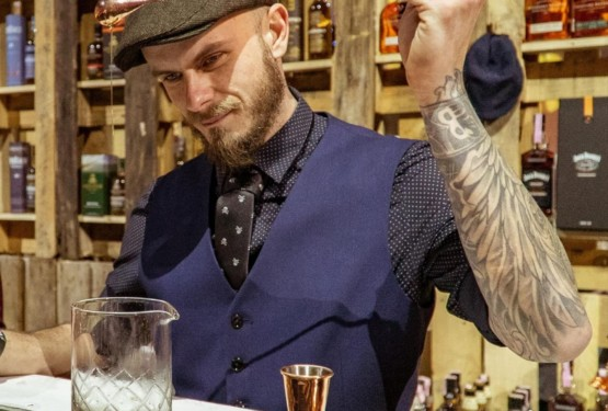 The Art of Bartending with Filip Lipnik