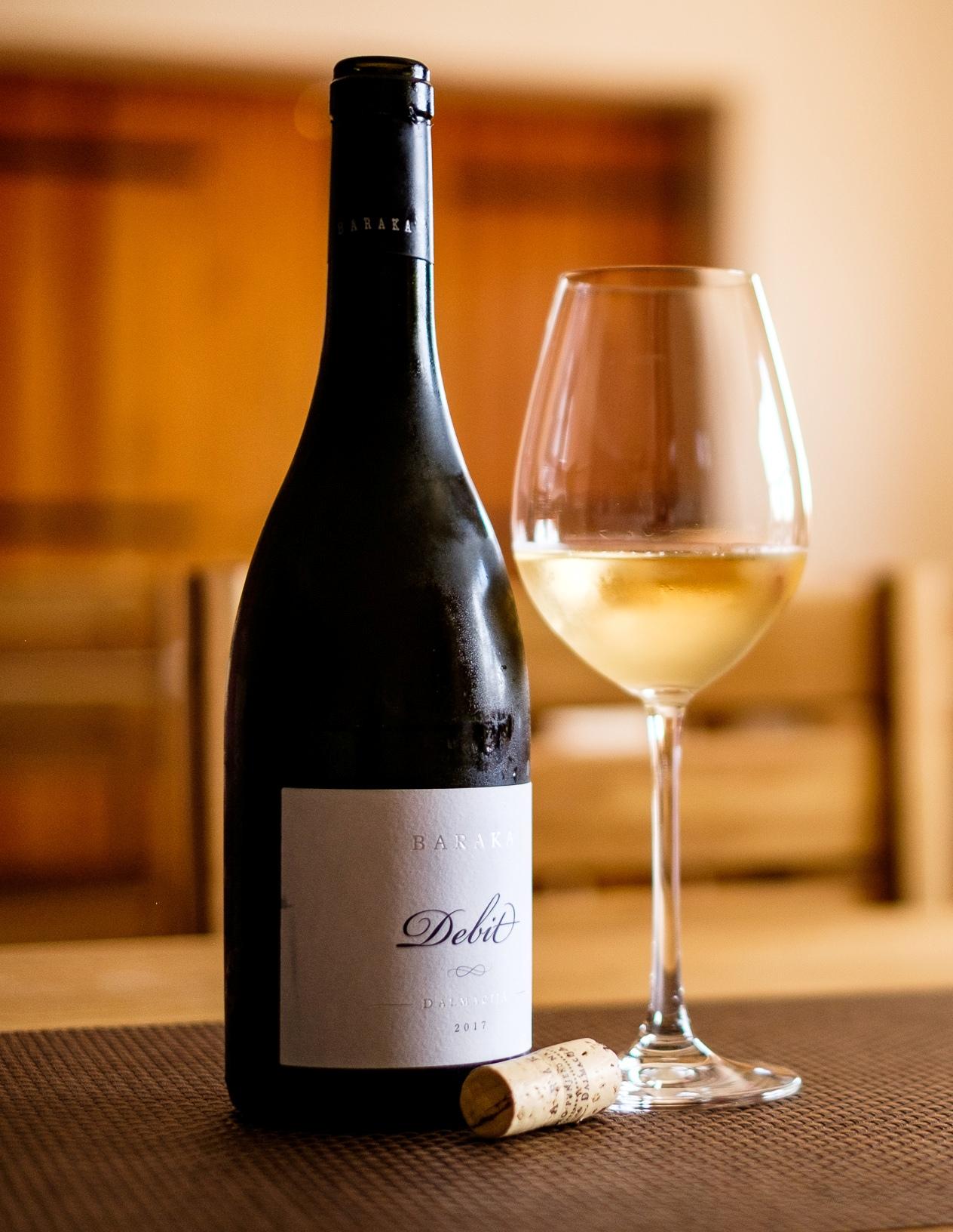 Baraka's Debit Wine