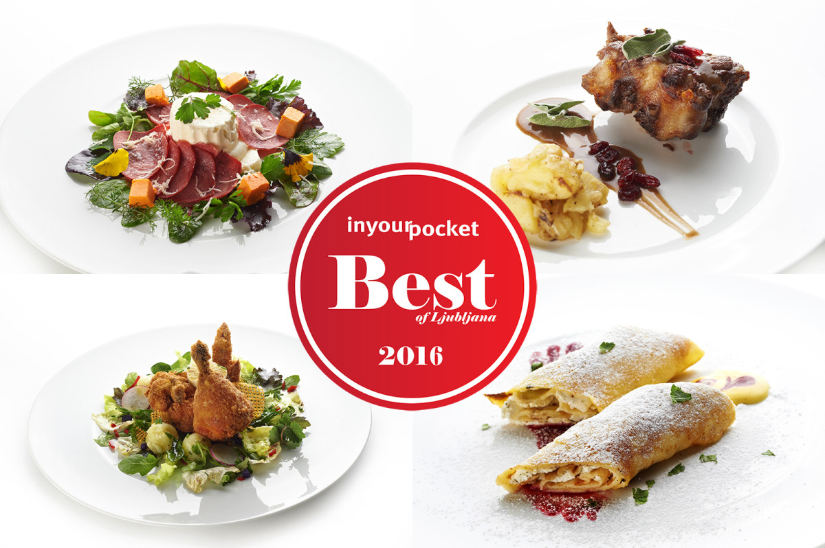 Best Restaurants in Ljubljana 2016