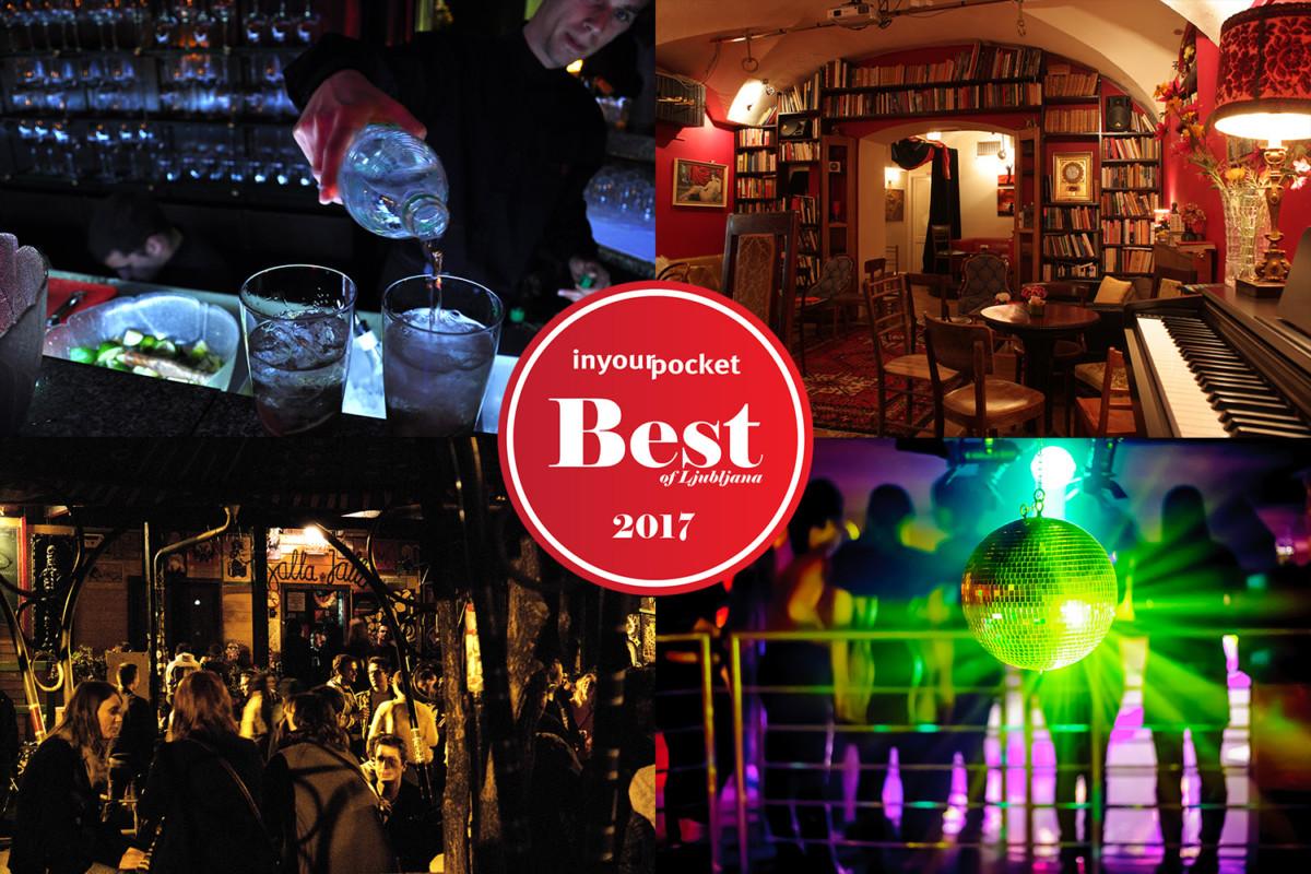 Best Nightlife in Ljubljana 2017