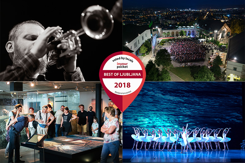 2018 Best of Culture in Ljubljana