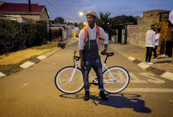My Soweto: Andile Bhala