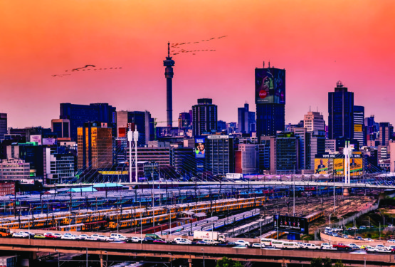 Five cool downtown Joburg spots