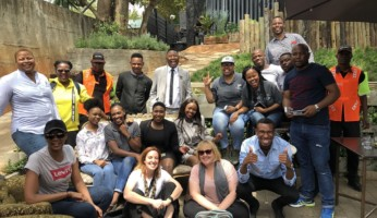 The Rosebank Neighbourhood Concierge Walk visits Che Argentine Grill